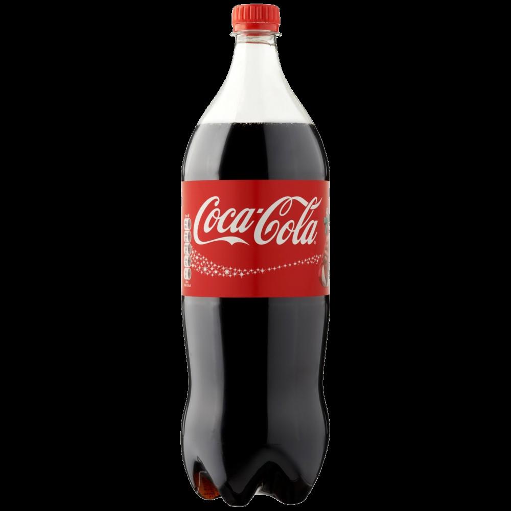 coca cola 1 литр